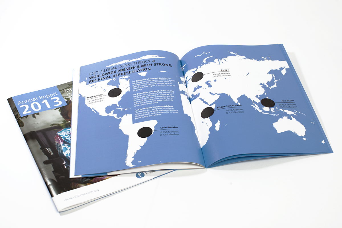 2013 Annual Report - International Osteoporosis Foundation