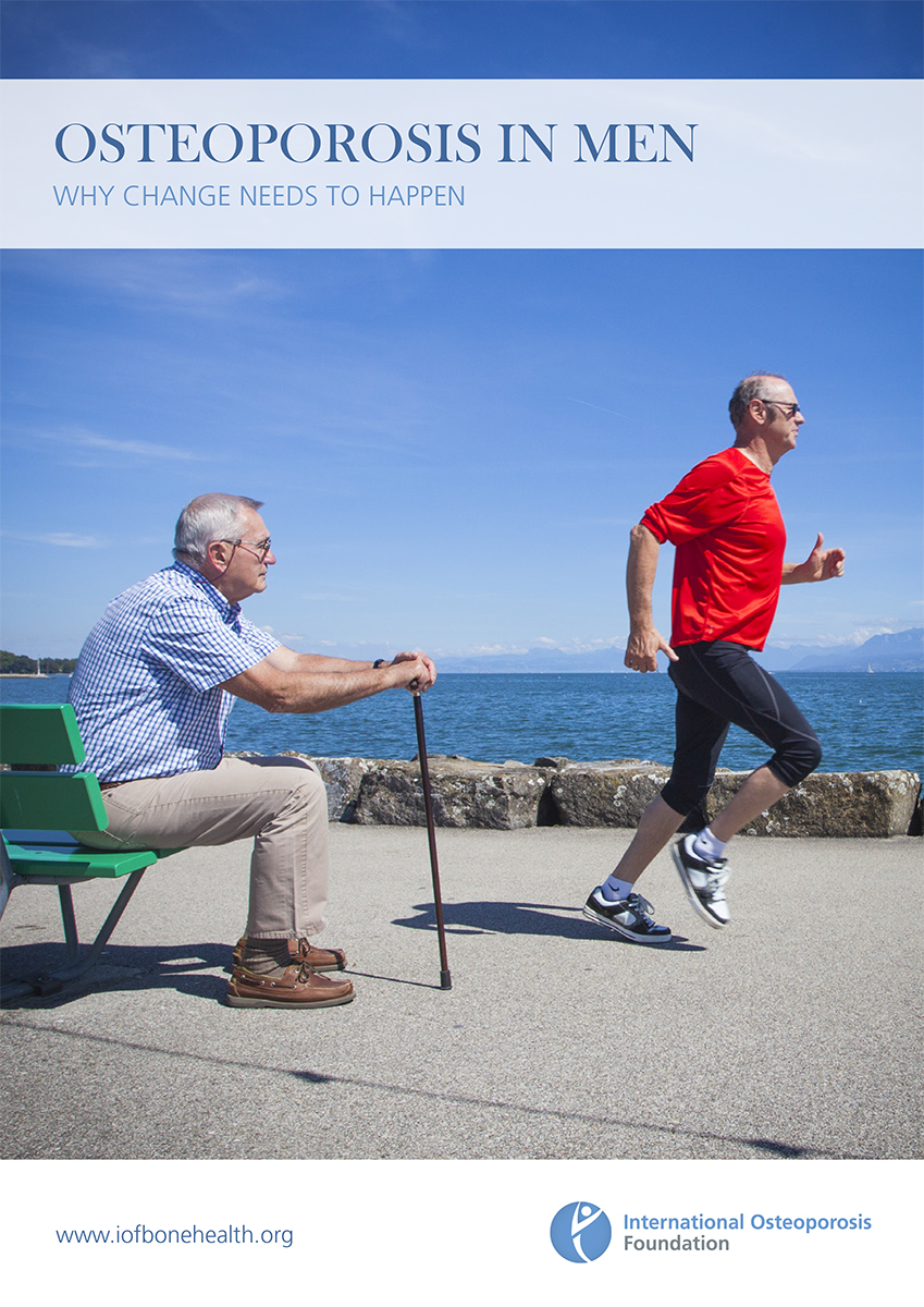 Osteoporosis In Men - World Osteoporosis Day 2014 thematic report